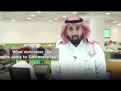 Be a Part of our Wonderful World - Zain Saudi Arabia