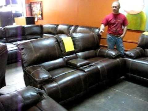 Klaussner Darius Reclining Sofa