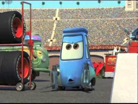 CARS - cumpleaños de Cameron - YouTube