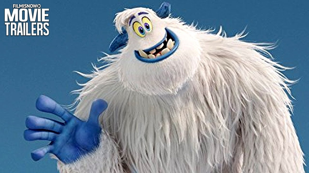 Download SMALLFOOT (2018) | First look trailer for Channing Tatum & Zendaya Animated Family Comedy
