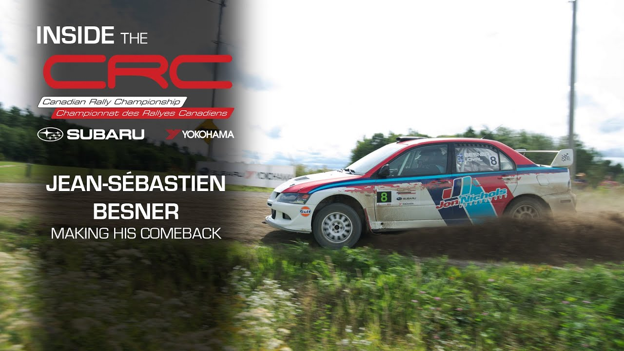 Inside the CRC: Jean-Sébastien Besner - Making a Comeback - YouTube