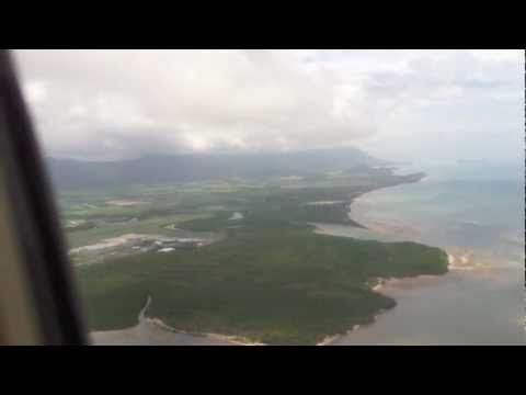 how to get from cairns airport to tully