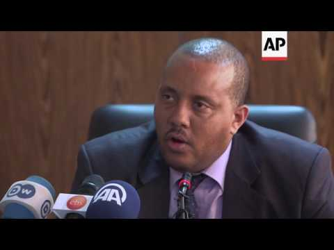 Ethiopia blames Egypt for state of emergency