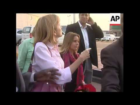 US aid worker kidnapped four months ago is freed