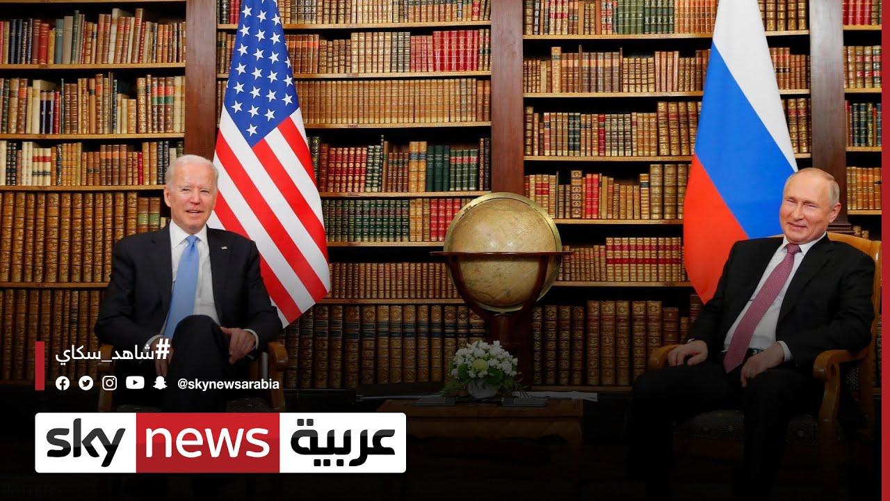 واشنطن وموسكو: بوتن: آمل أن تكون المباحثات بناءة  - نشر قبل 3 ساعة