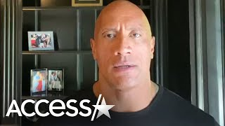Dwayne Johnson's Black Lives Matter Speech Calls for Compassionate Leader