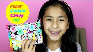 Popin' Cookin' Japanese Candy Diy Kit グミランド  |b2cutecupcakes