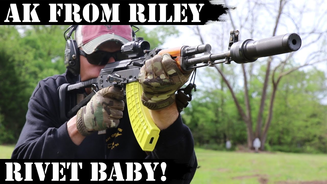 Riley Defense - Rivet, rivet Baby! 2500 Rounds later...