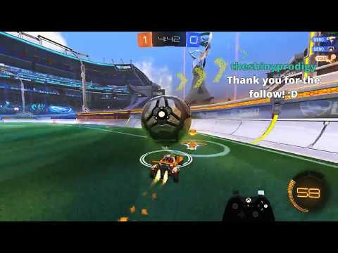 SICK save to shot redirect! (2v2 with Realize)