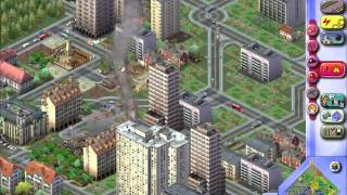 SimCity 3000 Unlimited: Fun With Tornadoes