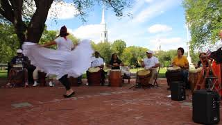Movimiento Cultural @ New Haven Green, 9/8/19