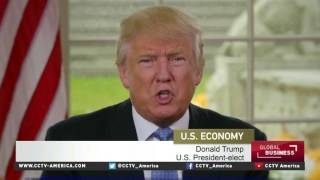 What President-elect Trump could mean for 2017 US economy