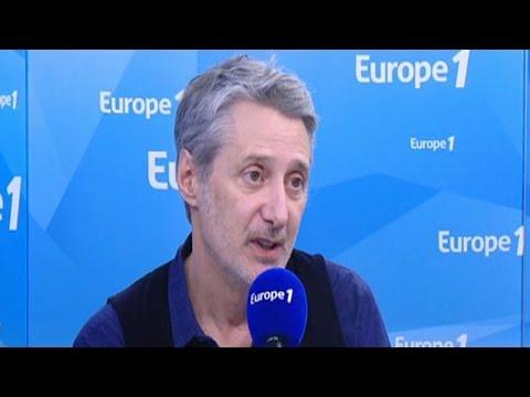 """Antoine de Caunes : """"J'ai tourné la page du Grand Journal"""""""