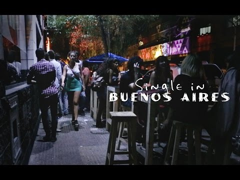 The Harsh Reality of Being Single in Buenos Aires