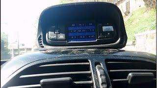 Расход топлива по городу Chery Tiggo 50 л/100 км :-) (Fuel consumption)