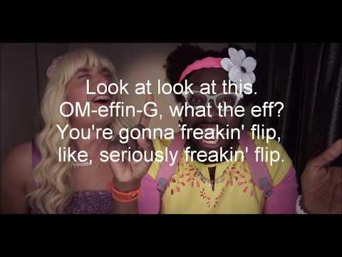 Ew!-  Jimmy Fallon feat.  will.i.am Lyrics