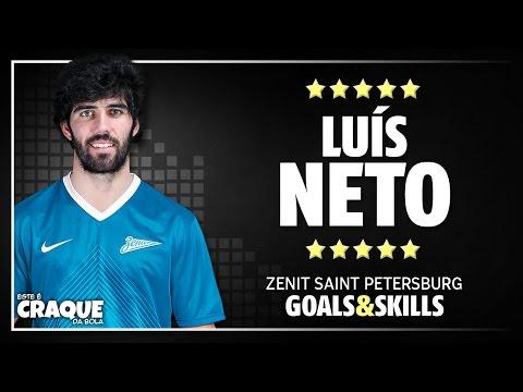 LUÍS NETO ● Zenit ● Goals & Skills