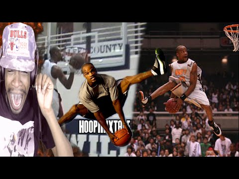BETWEEN THE LEGS TWICE!?! BEST DUNKER IN THE WORLD AIR UP THERE MIXTAPE REACTION!