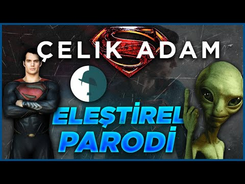 Man Of Steel - Eleştirel Parodi