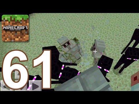 Minecraft: Pocket Edition - Gameplay Walkthrough Part 61 - Survival (iOS, Android)