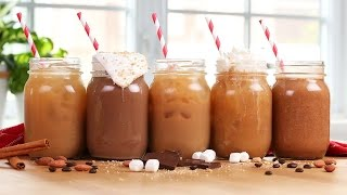 5 *NEW* Iced Coffee Recipes!