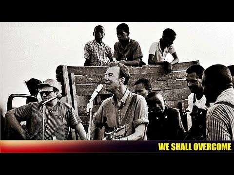 Pete Seeger - We shall overcome (HD)