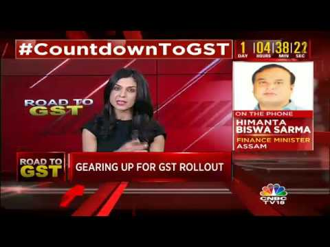 Road To GST: Assam Finance Minister Exclusive