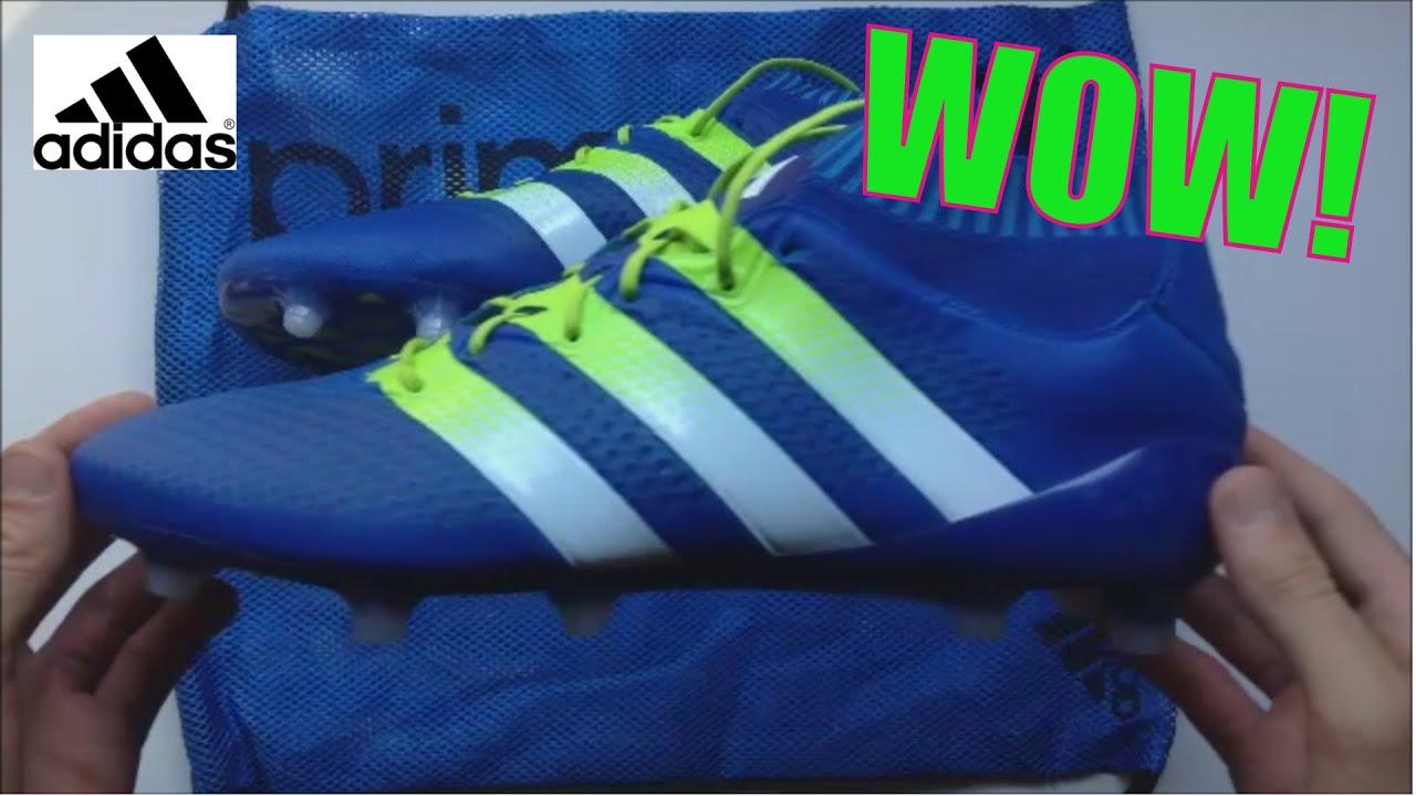 wholesale dealer 1acf1 2a508 Adidas Ace 16.1 Primeknit