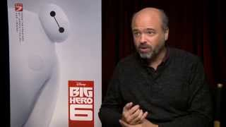 Scott Adsit Interview Big Hero 6