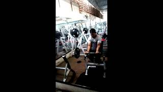 Preacher Curls with straight bar, One of the best Biceps exercise