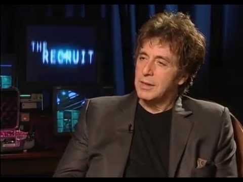 Rare Interview with Hollywood Legend Al Pacino