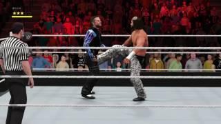 WWE 2K17(apresentação)