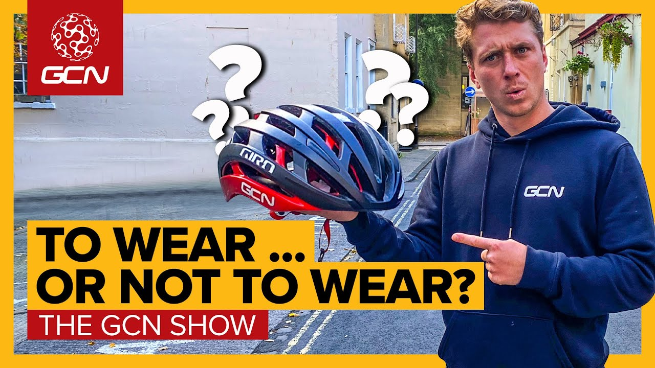 Download Cycling's Helmet Debate Has Reared Its Head Once Again! | GCN Show Ep. 457