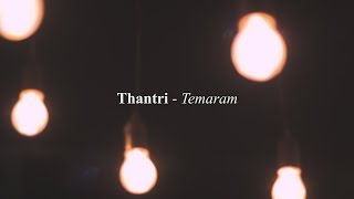 THANTRI - Temaram (video lirik)