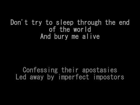 This Is Gospel - Panic! At The Disco - Lyrics (Triple Layered)