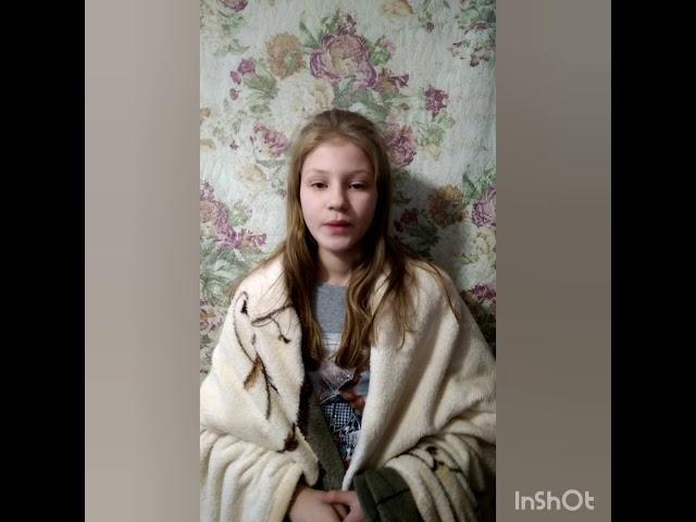 Изображение предпросмотра прочтения – АннаЯнзытова читает произведение «Под лаской плюшевого пледа» М.И.Цветаевой
