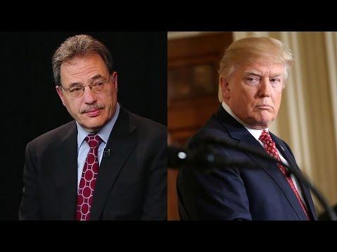 Breathtakingly Irresponsible: Former Bush Iraq Adviser on Trump Sharing Secret Intel with Russians