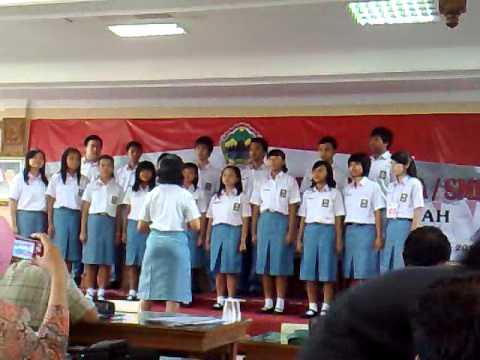 Bangun Pemudi Pemuda - Lomba Perjuangan 2010