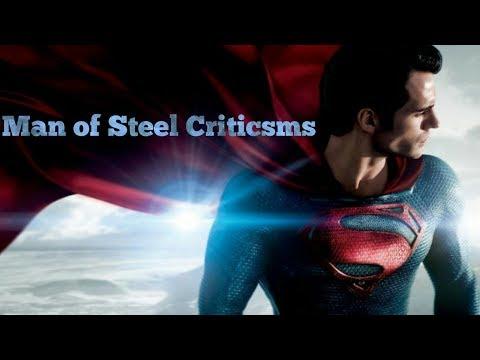 Man of Steel Complaints That Make 0 Sense