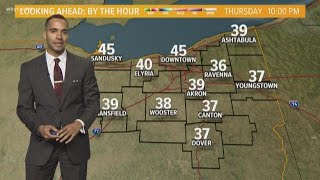 Afternoon weather forecast for Northeast Ohio: October 17, 2018