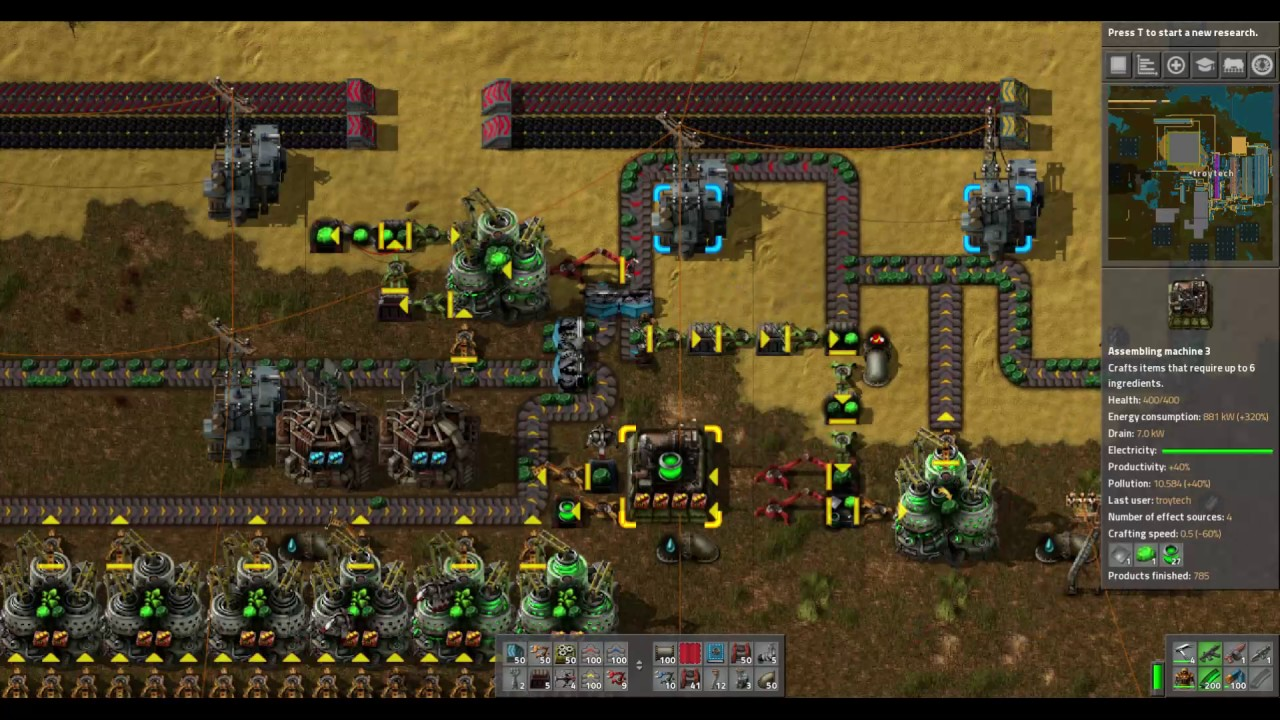 factorio products