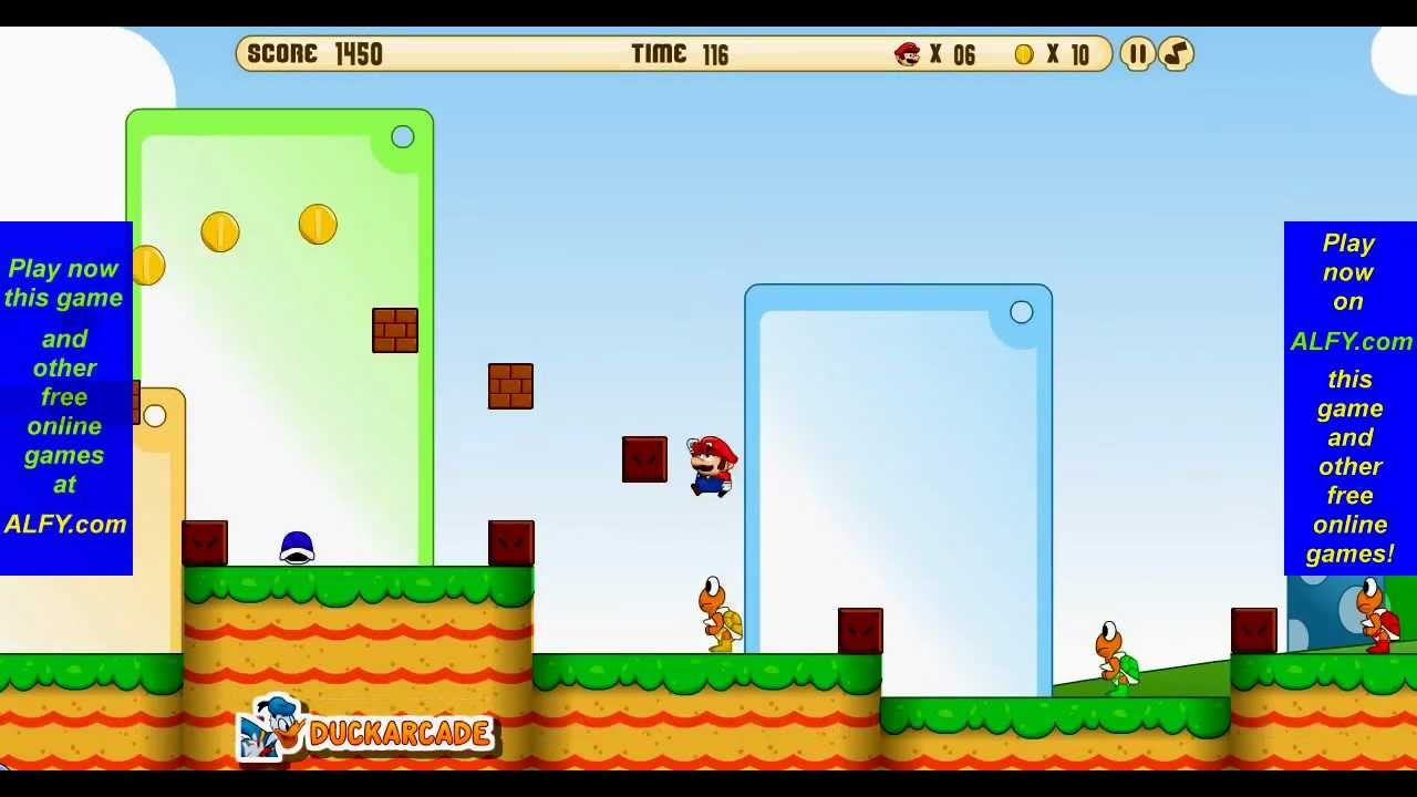 Super mario flash 2 - play free online games on alfy.com brian gambling lavoie