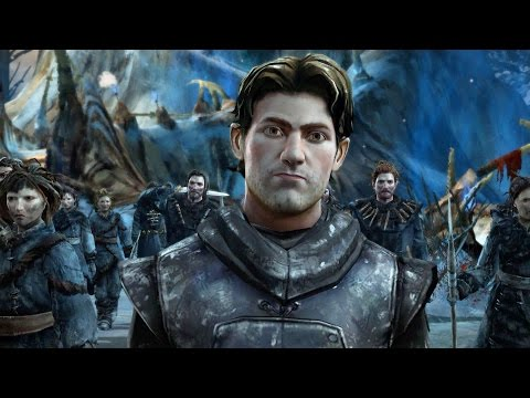 Gared's Story: All 6 Episodes (Game Of Thrones | Telltale Movie | Tuttle. House Forresters)