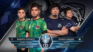 CLS -  Dark Horse vs KLG   - Apertura S9D1