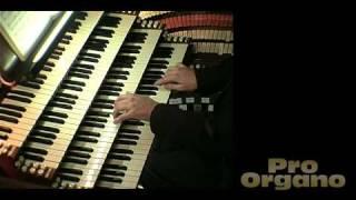 Scott Dettra plays deGrigny on the organ of West Point Cadet Chapel
