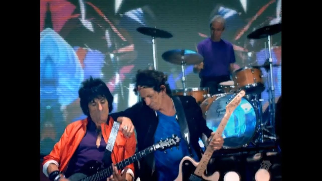 The Rolling Stones Rough Justice
