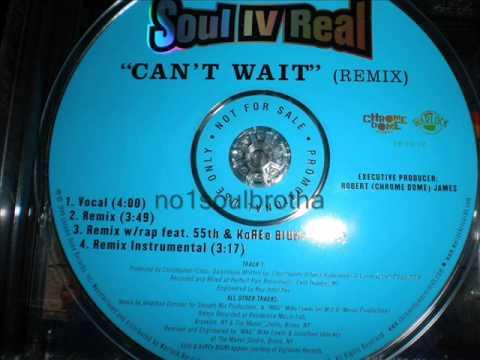 Soul IV Real Cant Wait (Remix w/o Rap) - YouTube