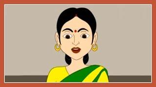 Thakurmar Jhuli | Aagdoom Bagdoom Aar Gorib Muchi | Bengali Moral Stories | Bangla Cartoon | Part 2