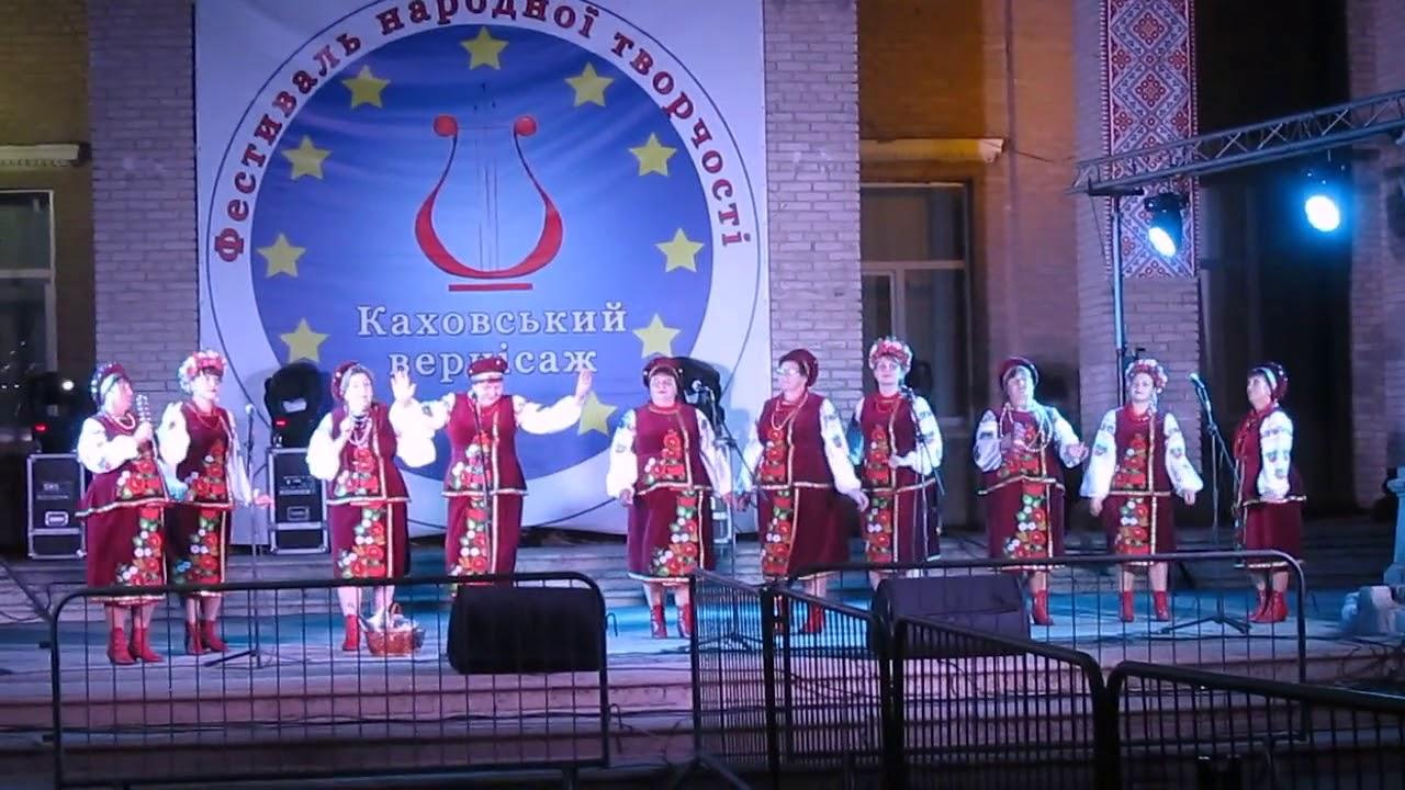 Украинские песни «Гарна молодичка»