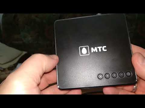 Как подключить мтс приставку к телевизору